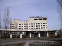 Chernobyl Tour Prypyat Town Square