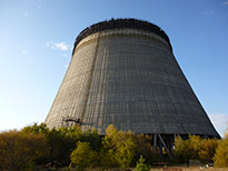 Chernobyl Tour Unfinished Reactor