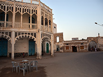 Eritrea Massawa colonial centre