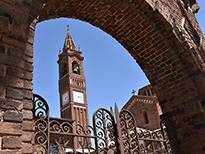 Eritrea tour Asmara cathedral