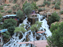 Bekhal Waterfall