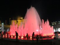 Erbil at night