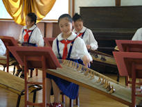 North Korea Tour Mangyongdae schoolchildrens palace